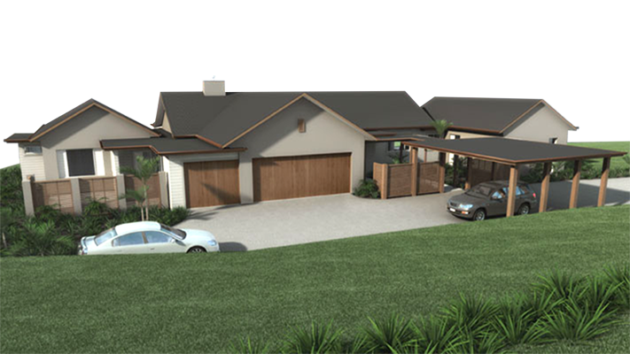 Artist Impression of new home